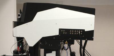 microscopio femto 2D galvo-scanner, 2 fotoni, multi-fotone, femtonics, neurscienze