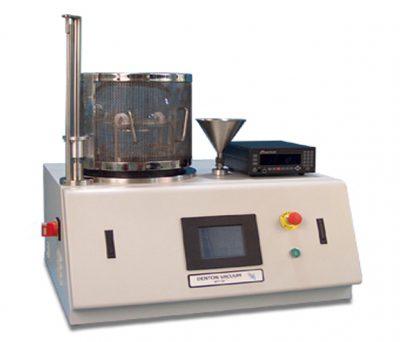 Alte prestazioni nella preparazione del campione per il Microscopio elettronico con il nostro evaporatore termico BenchTop Turbo