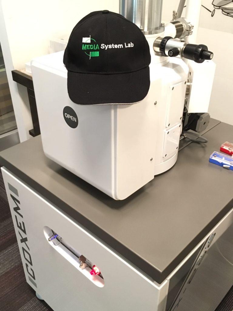 microscopio eletronico a scansione, per campioni di grandi dimensioni