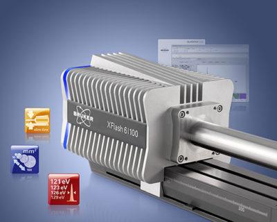Detector EDS QUANTAX tecnologia hardware e software per risultati più veloci e affidabili nella nano-ricerca in Microscopia elettronica a scansione