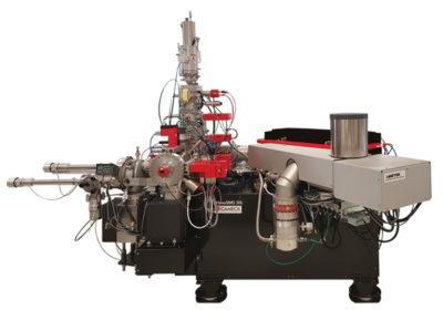 nanosims, NanoSIMS 50L è un'esclusiva microelica ionica che ottimizza le prestazioni dell'analisi SIMS ad alta risoluzione laterale. Si basa su un design ottico coassiale del fascio ionico e sull'estrazione di ioni secondari e su un analizzatore di massa del settore magnetico originale con multi-collettore.