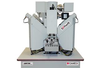 EPMA a emissione di campo per analisi quantitativa ad alta risoluzione e mappatura a raggi X.