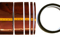 Polyimide (Kapton) tapes