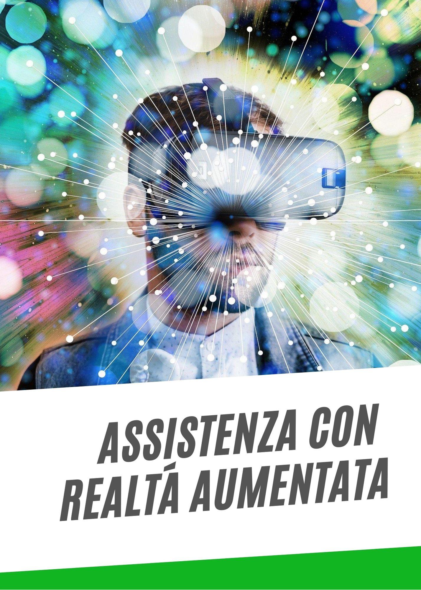assistenza da remoto con realtà aumentata, microscopia elettronica