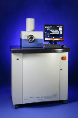 NanoMill, tem, preparativa campione, Fischione, microscopio elettronico